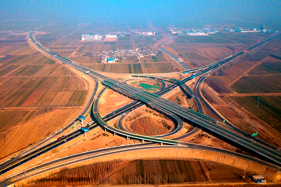 Shandong strengthens infrastructure construction