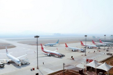 Jining offers free flights to support elderly