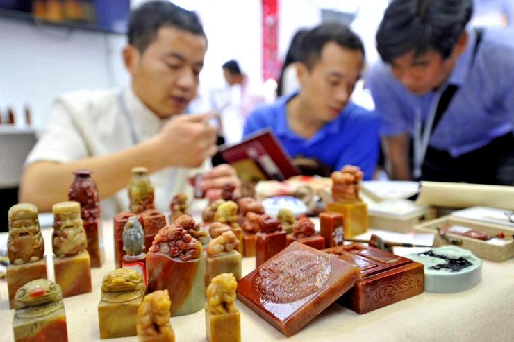 Jining displays local culture at Shenzhen fair