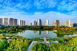 Jining home to 53 Fortune 500 companies
