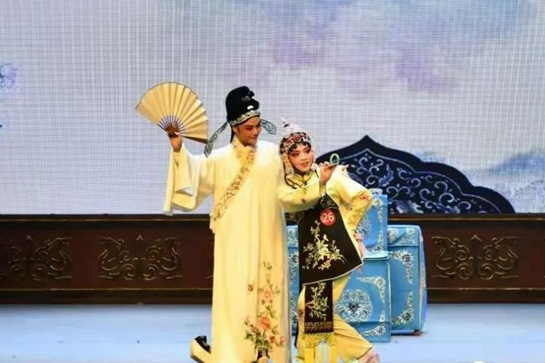 Young and middle-aged actors performance finals held in Jining