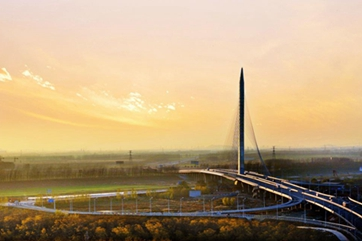 Jining optimizes transportation network construction