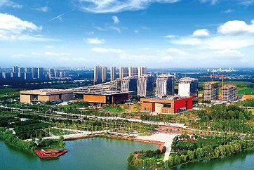 'Civilized' Jining eyes further development