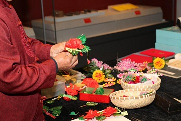 Confucius Museum showcases Spring Festival traditions