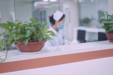 Taibai Lake People's Hospital to add new ward building