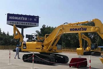 Komatsu Shantui a win-win result for Sino-Japanese cooperation