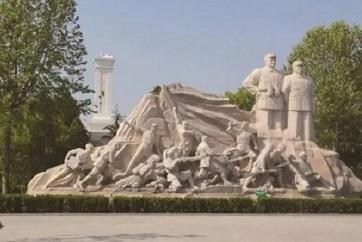 Red tourism sites to visit in Jining