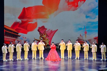 Jining in limelight at Shandong Culture and Art Festival