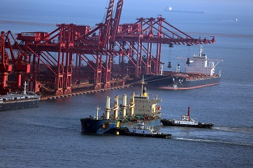Jining's foreign trade grows 29.8% in H1
