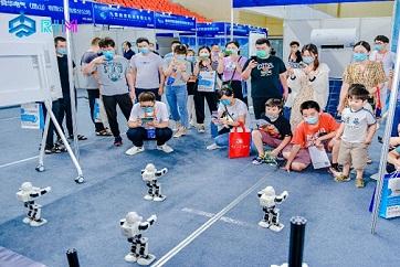 Robotics, smart manufacturing event kicks off in Jining