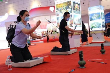 Jining to creatively showcase traditional culture at fair
