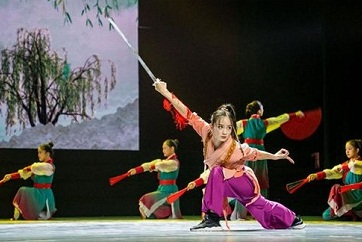 13th Water Margin tourism festival kicks off in Liangshan