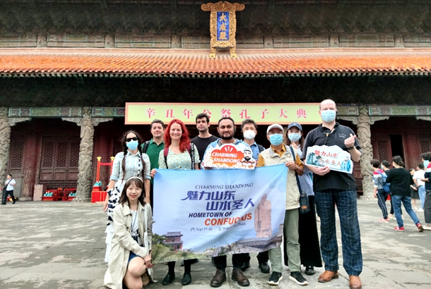 Confucius Cultural Festival enlightens expats on Chinese culture