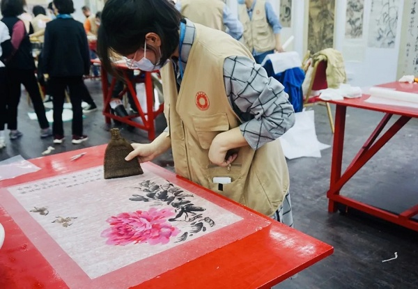 National relics restoration competition held in Qufu