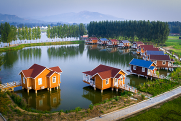 ​Three small towns in Jining honored provincially