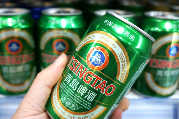 Embracing the world helps make Tsingtao a global brand