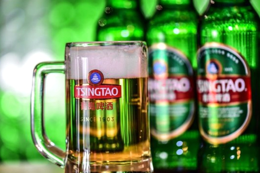Tsingtao Brewery strives for excellence