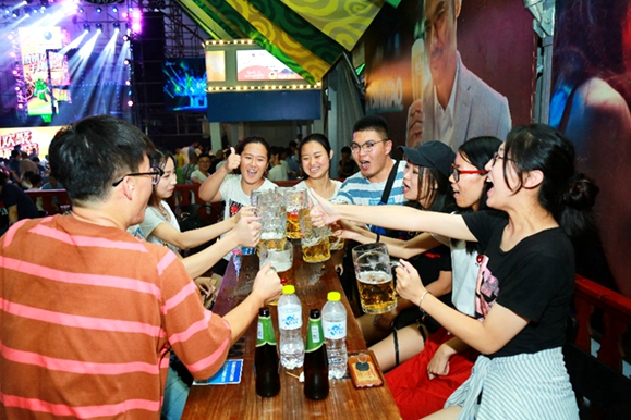 Tsingtao Beer's net profit up 30.2% in 2019
