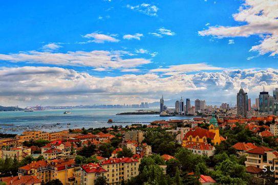 Qingdao vows to become major marine hub