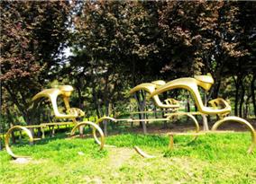 Qingdao Olympic Sculpture & Culture Park