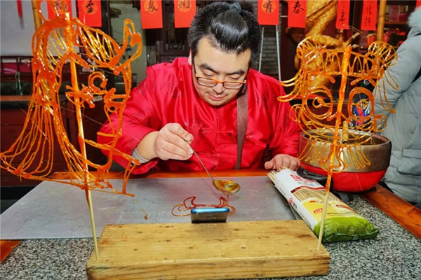 Shinan promotes cultural skills as Chinese Lunar New Year approaches