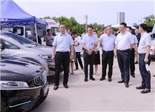 Shinan's auto market recovers