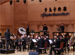Shinan holds concert combining Western and Chinese elements