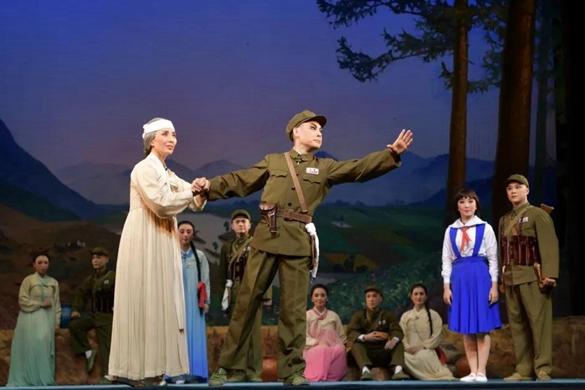 Popular modern Peking opera revived in Shandong