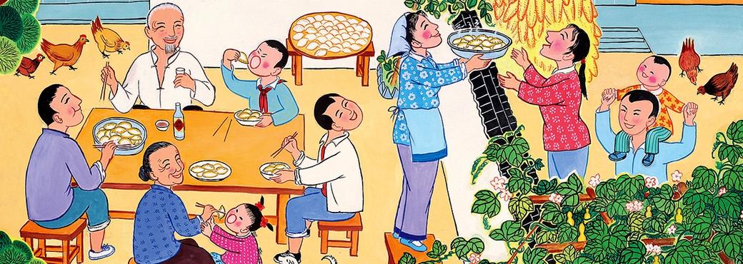Farmers becoming artists amid rural Shandong's development