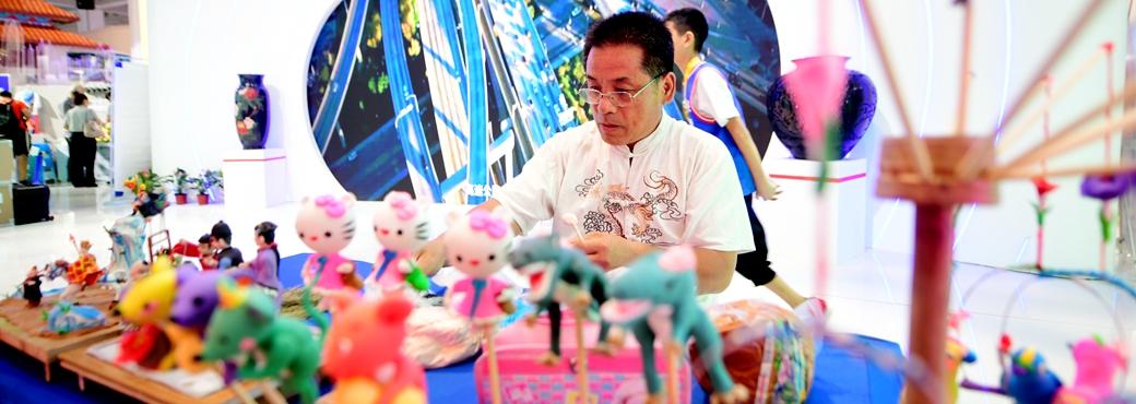 Explore China cultural tourism fair