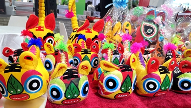 Yellow River culture highlighted at China cultural tourism fair