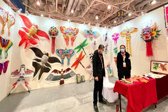 Folk art dazzles at Weifang Expo