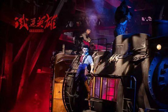 Original acrobatic drama premieres in Shandong