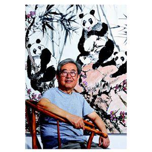 Master bird-and-flower painter Guo Zhiguang