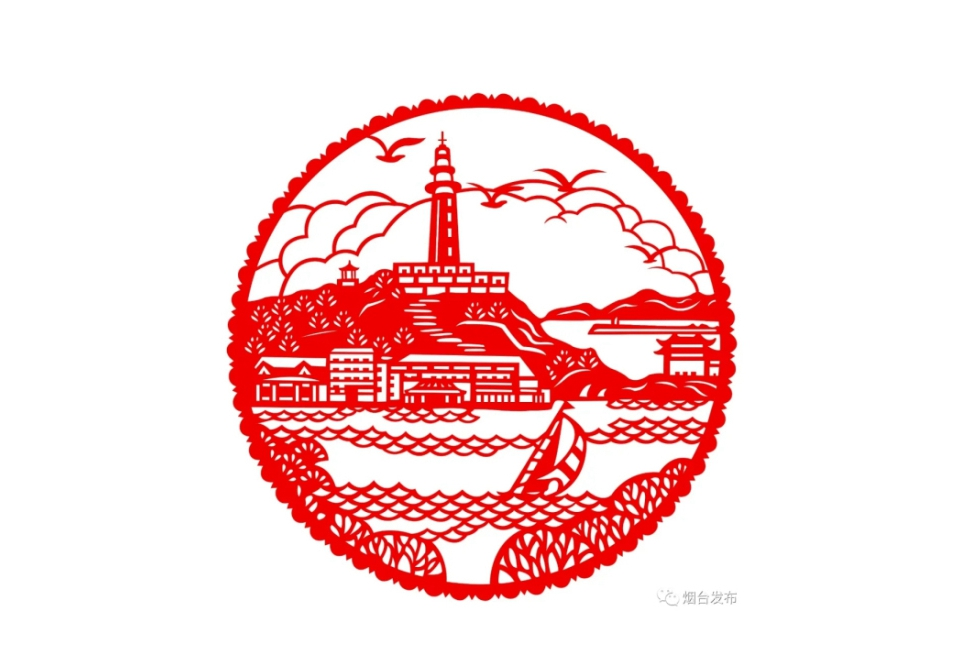 National intangible cultural heritage: Yantai paper-cutting