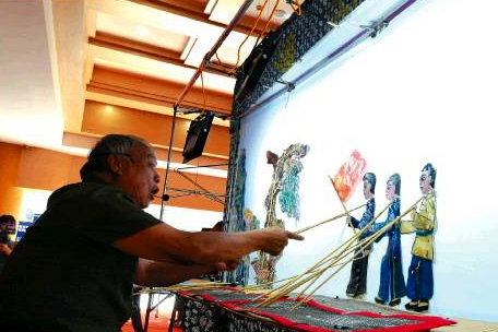 Taishan shadow puppetry: telling Chinese stories to the world