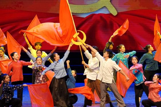 Yantai hosts events for CPC centenary celebrations