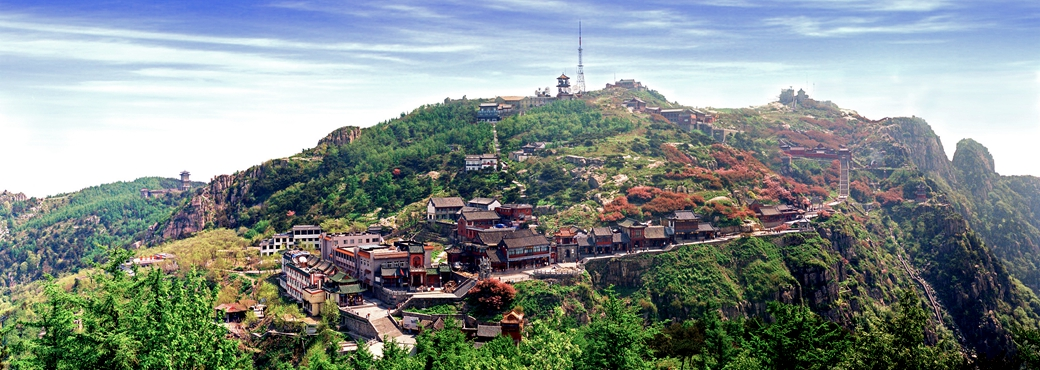 Mount Tai documentary aired on CCTV-4