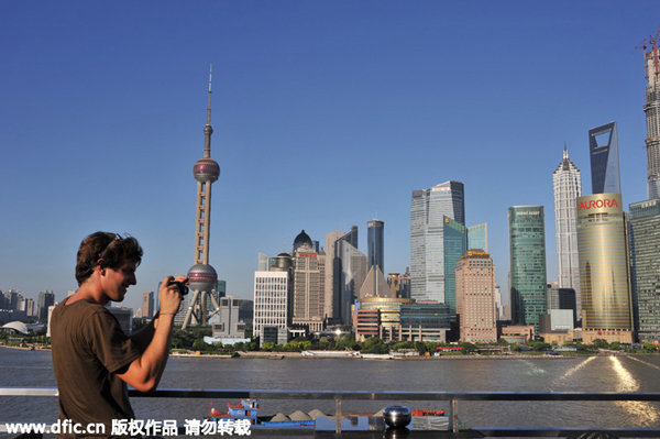 Shanghai broadens definition of expatriate high-end talent.jpeg