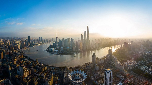 Pudong area marks 30 years of economic progress