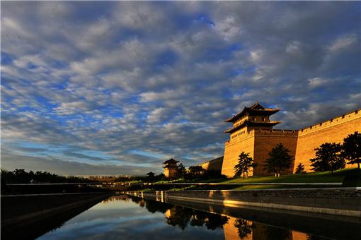 Datong ancient city wall