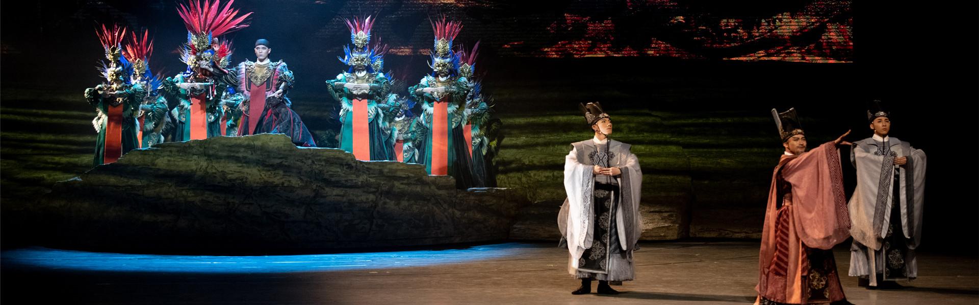 Original drama highlights history of Datong