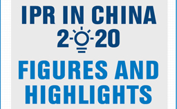IPR in China 2020: Figures and highlights