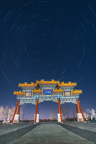 Daxing district