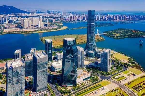 Xiamen's service outsourcing industry maintains steady expansion in 2020