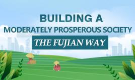 Building a Moderately Prosperous Society: The Fujian Way