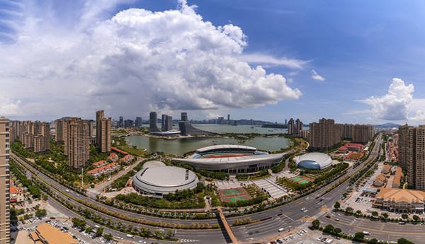 E-commerce business surges in Xiamen