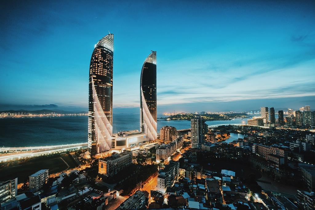 Xiamen sets development goals for business sector