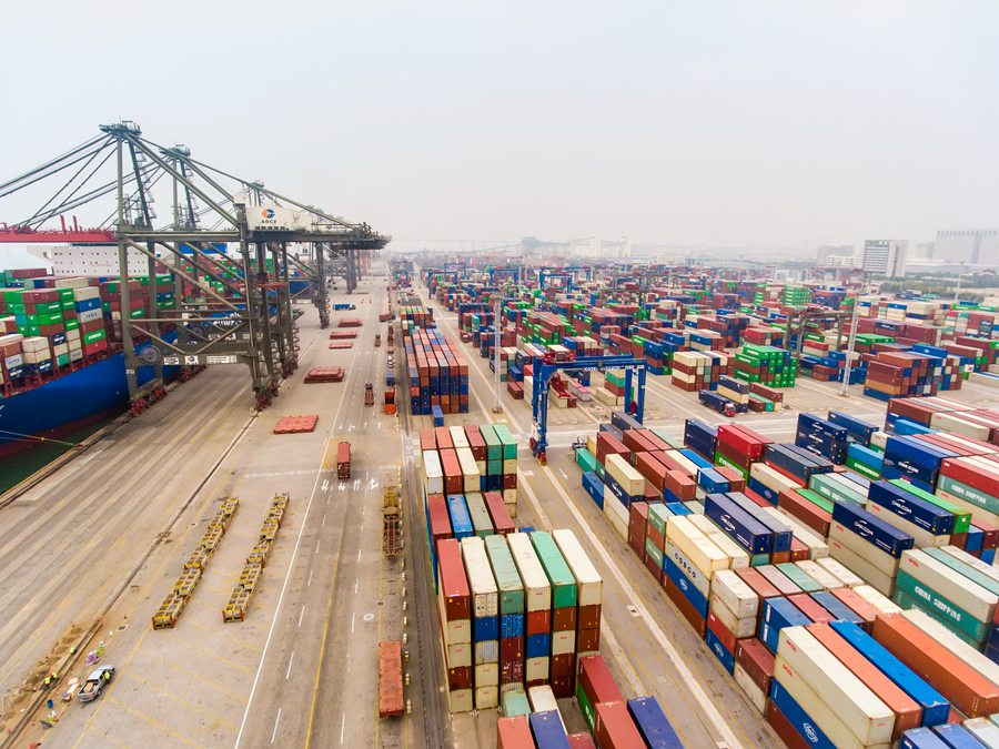 Xiamen Port posts strong growth in Jan