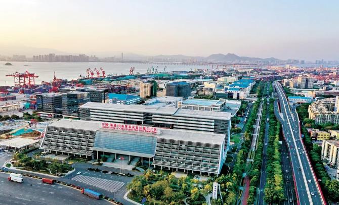 Xiamen demonstrates supply chain innovation, application